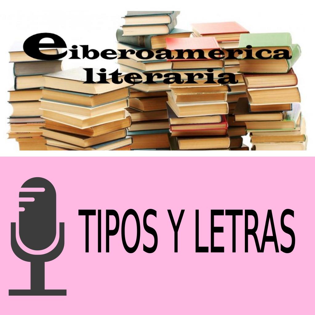 Portada del podcast Tipos y letras